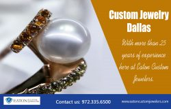 Engagement Rings Plano | 972 335 6500 | eatoncustomjewelers.com