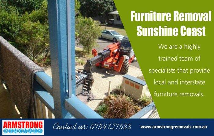 Furniture Removal Sunshine Coast|https://armstrongremovals.com.au/