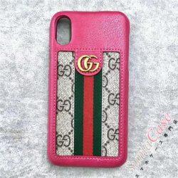 GUCCI iphonex PLUS ケース ジャケット GGパターン ブランド グッチ アイフォン テン/10/8 プラス ケー ...