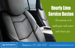 Hourly Limo Service Boston