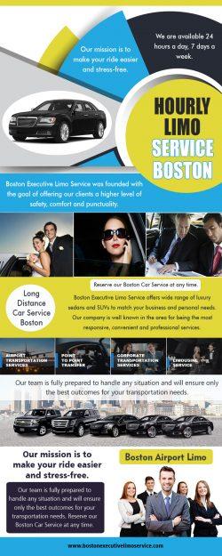 Hourly Limo Service Boston