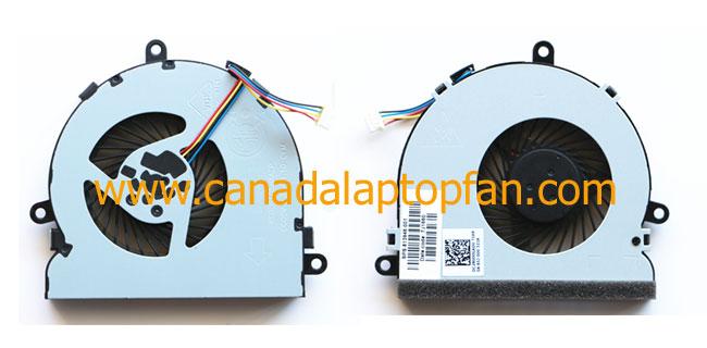 100% High Quality HP 15-BA023CA Laptop CPU Fan 813946-001