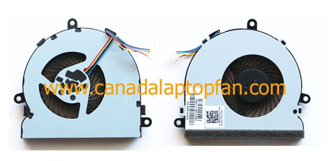 100% High Quality HP 15-AY019CA Laptop CPU Fan 813946-001