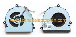 100% High Quality HP 15-AY043CA Laptop CPU Fan 813946-001