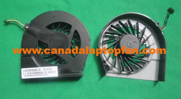 100% High Quality HP Pavilion G7-2254CA Laptop CPU Fan