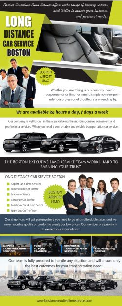 Long Distance Car Service Boston