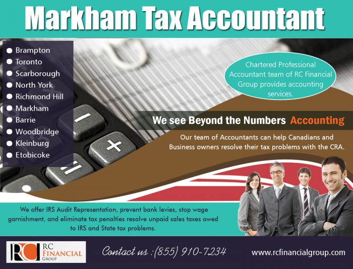 Markham Tax Accountant
