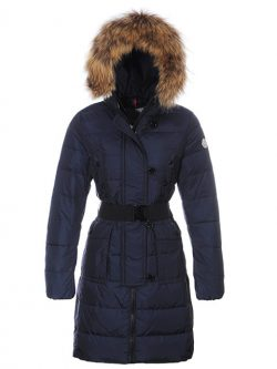 Moncler Down Coats For Men Black With Simple Fur Cap Black moncler-jacketsonsale.com