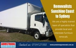 Removalists Sunshine Coast to Sydney|https://armstrongremovals.com.au/
