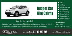 Rental Car Hire Cairns | alldaycarrentals.com.au