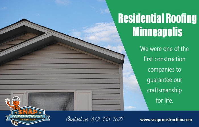 rials used to the installation process the Minneapolis roofing follows decides on how successful ...