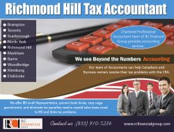Richmond Hill Tax Accountant