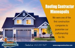 ecting for a Roofing contractor Minneapolis. This is because the roof tends to be exposed to a l ...