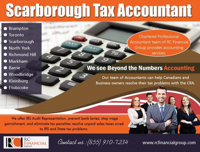 Scarborough Tax Accountant