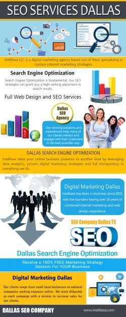 SEO Company Dallas | intellisea.com