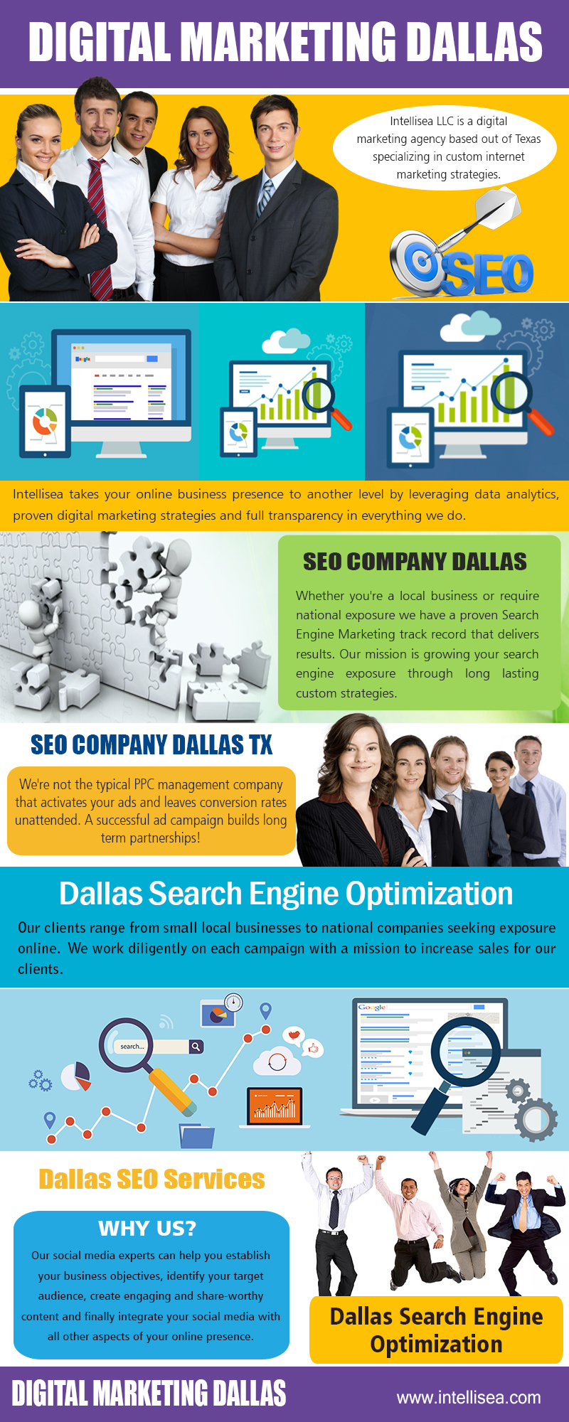 SEO Dallas TX | intellisea.com
