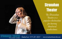 Stranahan Theater Events