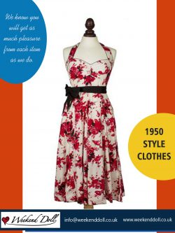 1950 Style Clothes | 2036378223 | weekenddoll.co.uk