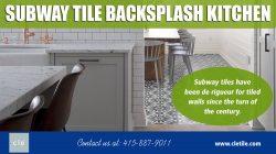 Subway Tile Backsplash Kitchen|https://www.cletile.com/