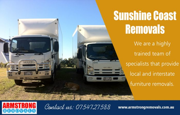 Sunshine coast removals|https://armstrongremovals.com.au/