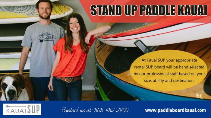 SUP Rental Kauai