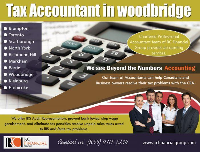 Tax Accountant in woodbridge