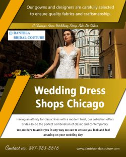 Wedding Dress Shops Chicago