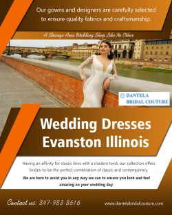 Wedding Dresses Evanston Illinois