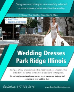 Wedding Dresses Park Ridge Illinois
