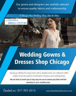 Wedding Gowns & Dresses Shop Chicago