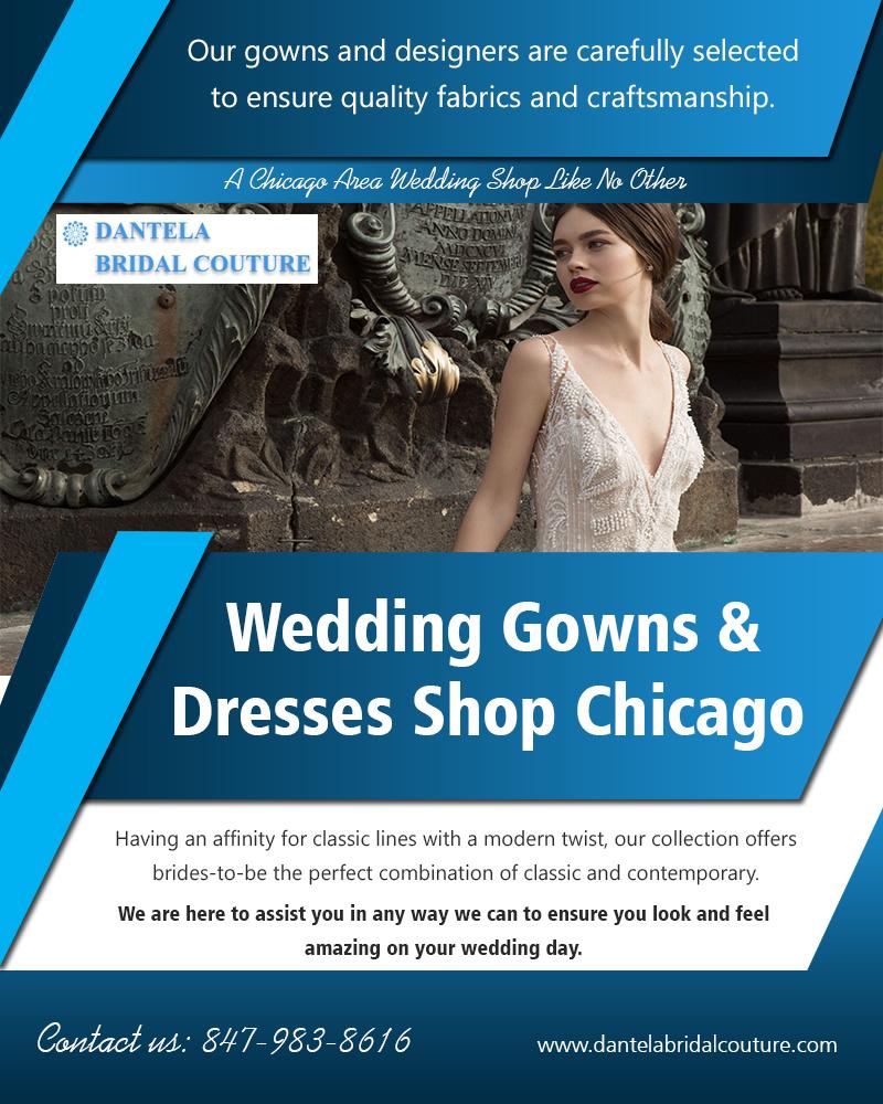 Wedding Gowns & Dresses Shop Chicago