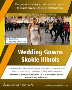 Wedding Gowns Skokie Illinois