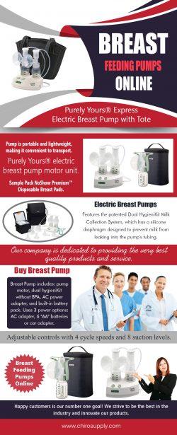 Breast Feeding Pumps Online | 8775639660 | chirosupply.com
