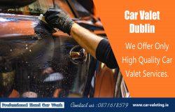 Car Valet Dublin