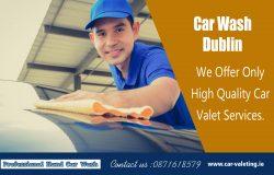 Car Wash Dublin
