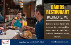 Davids restaurant Baltimore MD USA