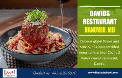Davids Restaurant Hanover MD USA
