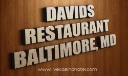 Davids Restaurant Hanover MD