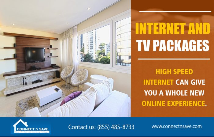 Internet And TV Packages