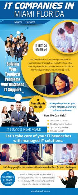 IT Companies In Miami Florida