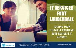 IT Services Fort Lauderdale