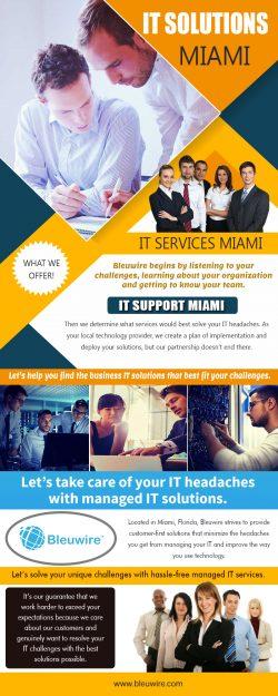 IT Solutions Near Miami