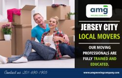 Jersey City Local Movers