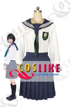 欅坂46 制服のマネキン セーラー服衣装