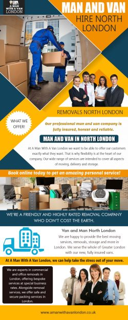 Man and Van Hire North London | amanwithavanlondon.co.uk