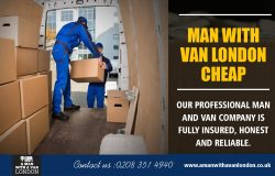 Man with a Van London Cheap | amanwithavanlondon.co.uk