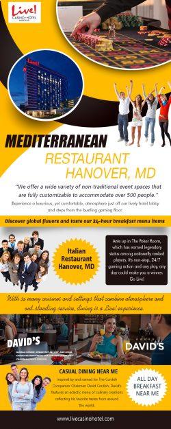 Mediterranean Restaurant Hanover MD USA
