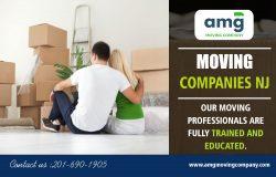 Moving Companies NJ