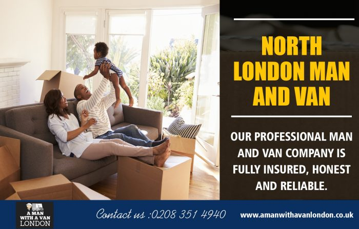 North London Man and Van   amanwithavanlondon.co.uk