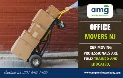 Office Movers NJ